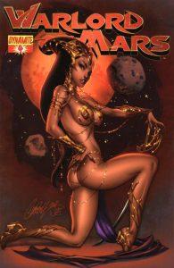 Warlord of Mars #4 (2011)