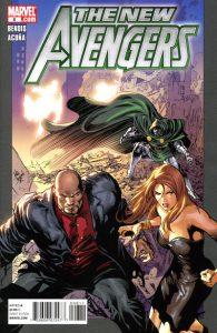 New Avengers #8 (2011)