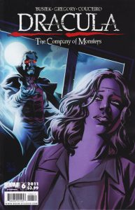 Dracula: The Company of Monsters #6 (2011)