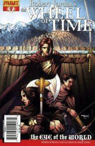 Robert Jordan's The Wheel of Time: The Eye of the World #9 (2011)