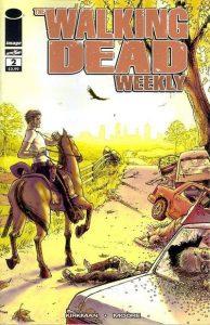 The Walking Dead Weekly #2 (2011)
