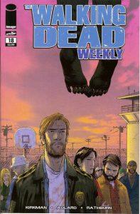 The Walking Dead Weekly #18 (2011)