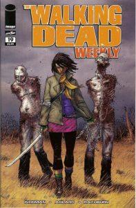 The Walking Dead Weekly #19 (2011)