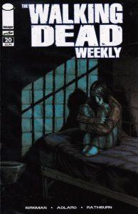 The Walking Dead Weekly #20 (2011)