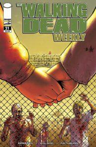 The Walking Dead Weekly #21 (2011)