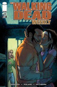 The Walking Dead Weekly #22 (2011)