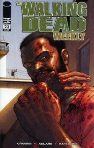 The Walking Dead Weekly #23 (2011)