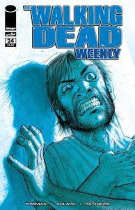 The Walking Dead Weekly #24 (2011)