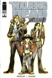 The Walking Dead Weekly #3 (2011)