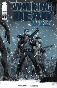 The Walking Dead Weekly #5 (2011)