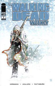 The Walking Dead Weekly #7 (2011)