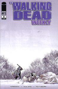 The Walking Dead Weekly #8 (2011)