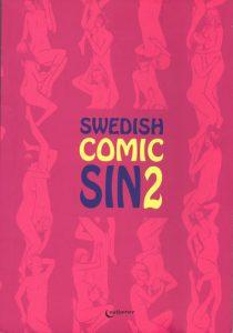 Swedish Comic Sin #2 (2011)