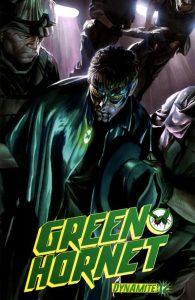 Green Hornet #12 (2011)