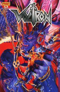 Voltron #4 (2012)