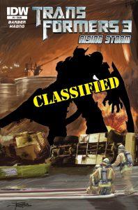 Transformers: Rising Storm #1 (2011)