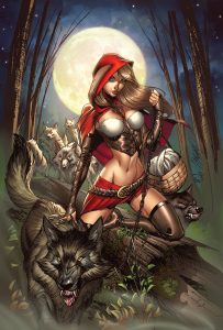 Grimm Fairy Tales Myths & Legends #1 (2011)