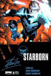 Starborn #2 (2011)
