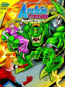 Archie & Friends Double Digest Magazine #2 (2011)