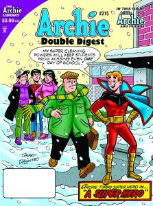 Archie Double Digest #215 (2011)