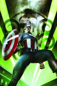 Captain America: Hail Hydra #1 (2011)