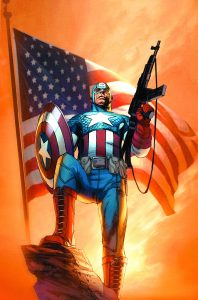 Ultimate Captain America #1 (2011)