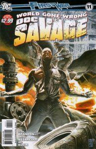Doc Savage #11 (2011)