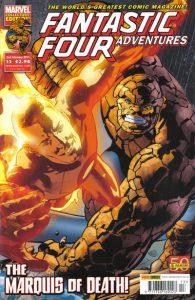 Fantastic Four Adventures #13 (2011)