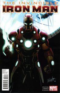 Invincible Iron Man #501 (2011)