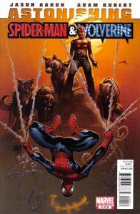 Astonishing Spider-Man & Wolverine #4 (2011)