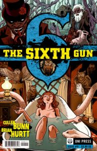 The Sixth Gun #9 (2011)