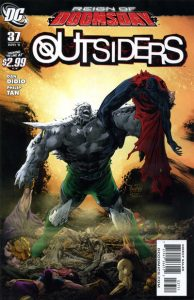 The Outsiders #37 (2011)