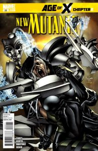 New Mutants #22 (2011)