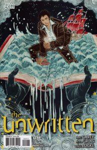 The Unwritten #22 (2011)