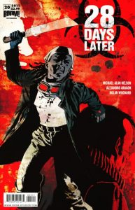 28 Days Later #20 (2011)