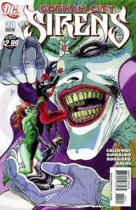 Gotham City Sirens #20 (2011)