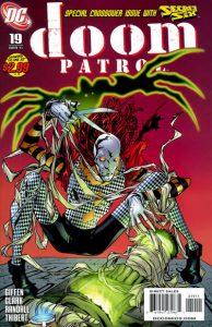 Doom Patrol #19 (2011)