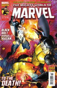 The Mighty World of Marvel #18 (2011)