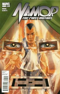 Namor: The First Mutant #7 (2011)