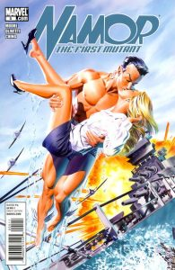 Namor: The First Mutant #5 (2011)