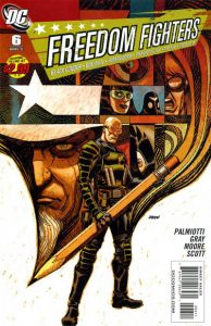 Freedom Fighters #6 (2011)