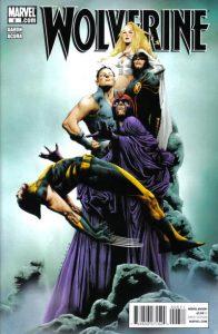 Wolverine #6 (2011)