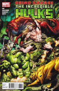 Incredible Hulks #623 (2011)