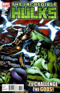 Incredible Hulks #622 (2011)