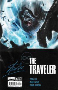 The Traveler #4 (2011)