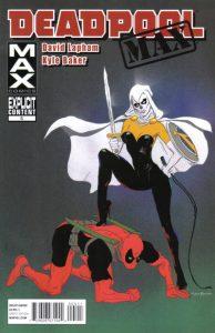 Deadpool Max #5 (2011)