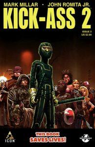 Kick-Ass 2 #3 (2011)