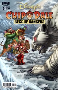 Chip 'n' Dale Rescue Rangers #3 (2011)