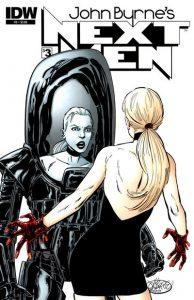 John Byrne's Next Men #3 (2011)
