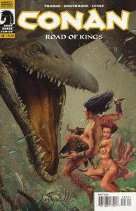 Conan: Road of Kings #3 (2011)